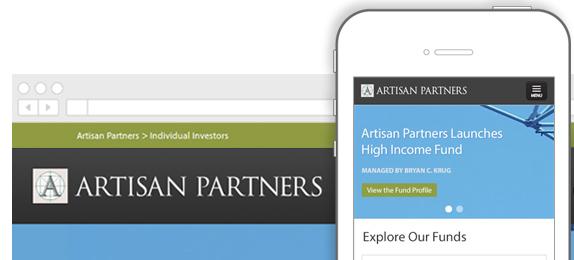 Artisan Partners Individual Investor Website