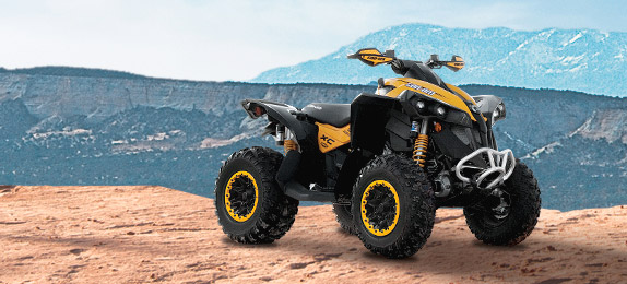 Can-Am Off-Road Blog