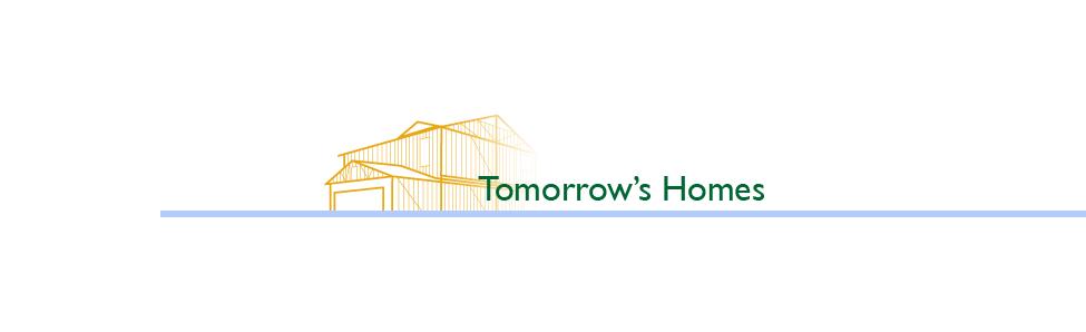 Tomorrow's Homes logo